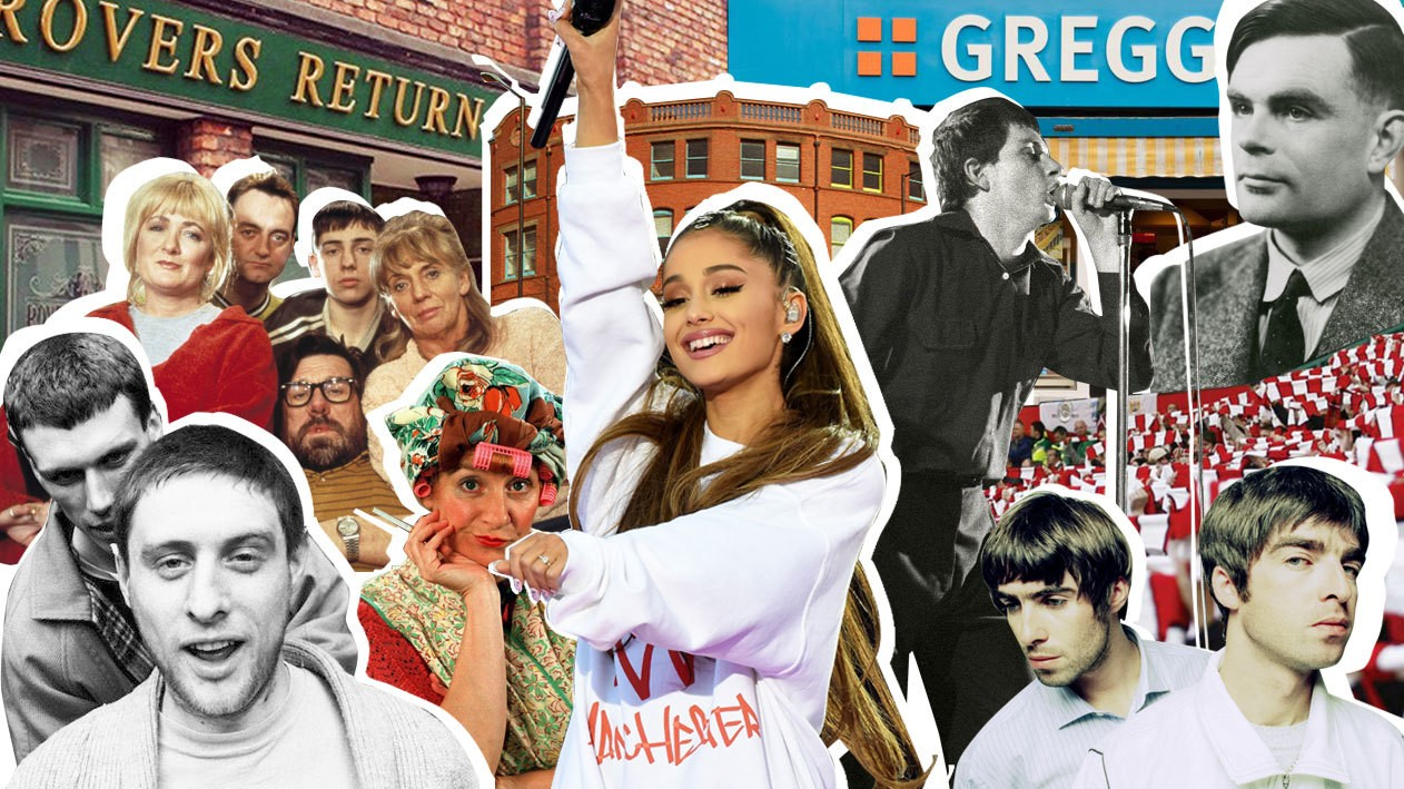 a guide to being mancunian, for you ariana grande, our kid