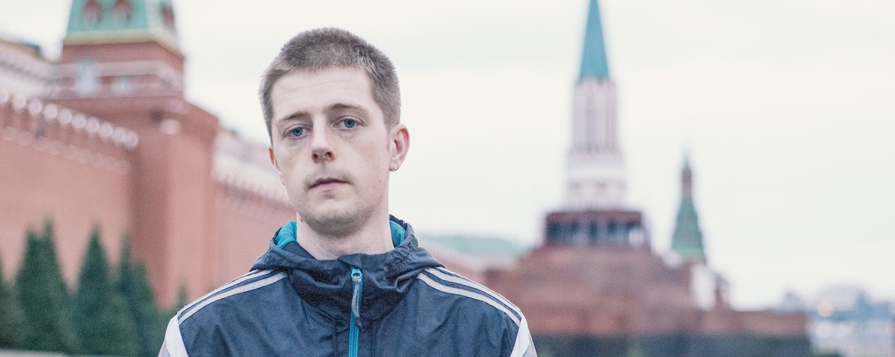 """I'd been warned not to go"" – rhys chapman on taking his gay football film to moscow"