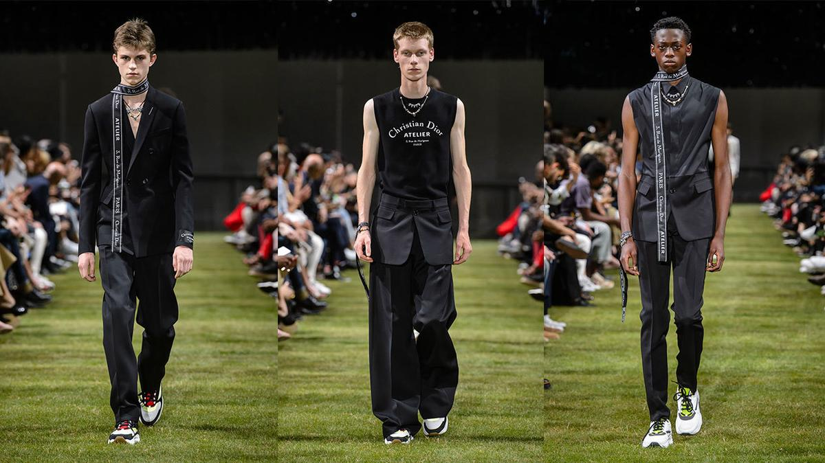 vetements and dior homme call out for a more united europe