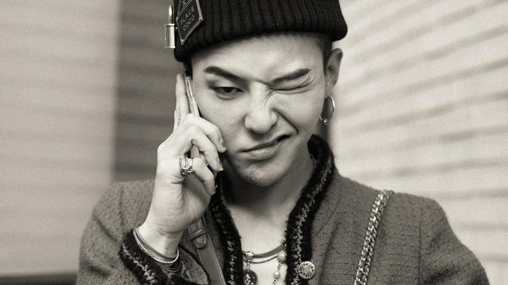 'korean style is about moving fast' — g-dragon discusses the sound of korea's future