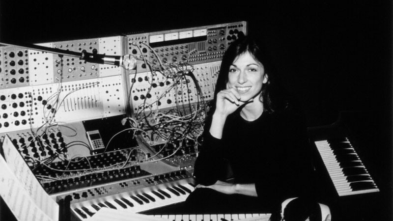 wired for sound: suzanne ciani is the original synth mistress