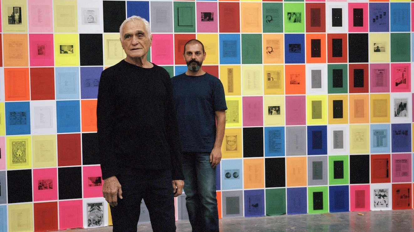 artist, poet, and warhol muse john giorno shares his advice for young creatives