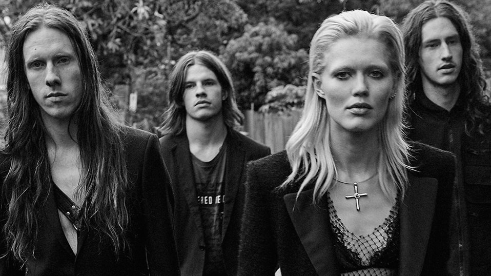 hair die are sydney's newest, chicest post punk outfit
