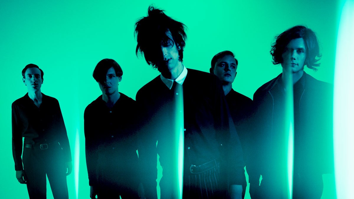 "​""we're taking it back into the shadows"" -- the horrors on their new album, v"