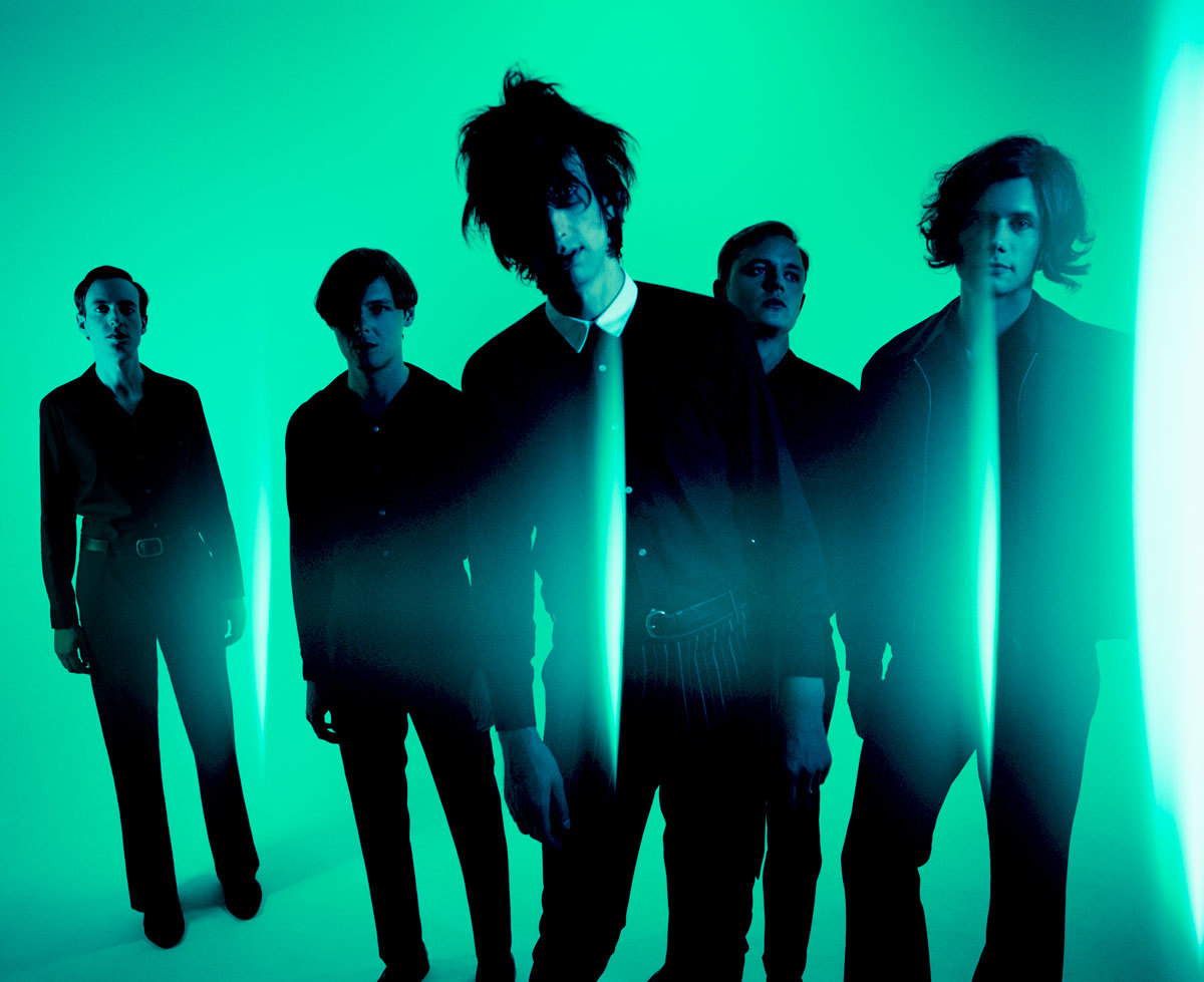 Rhys Webb, Affable Bass Player Of British Noiseniks The Horrors, Is Sat In  The Beer Garden Of A Stoke Newington Pub Discussing His Bandu0027s Upcoming  Fifth ...