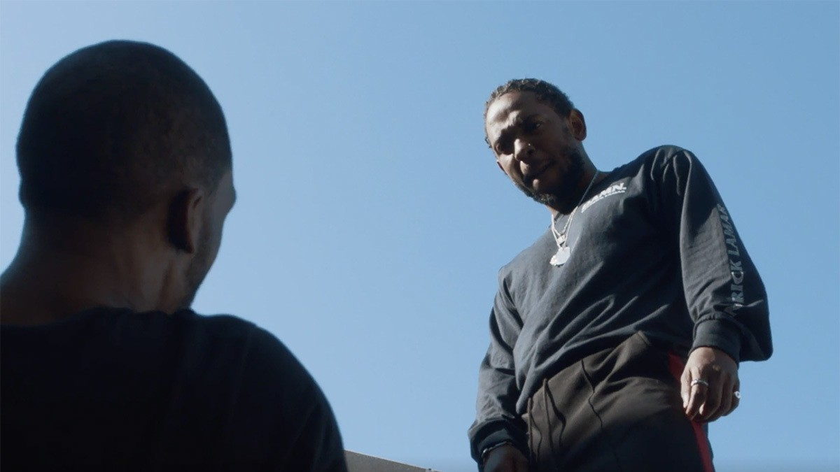 kendrick put a new video out while you were sleeping