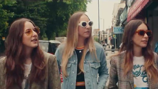 haim is releasing a behind-the-scenes documentary
