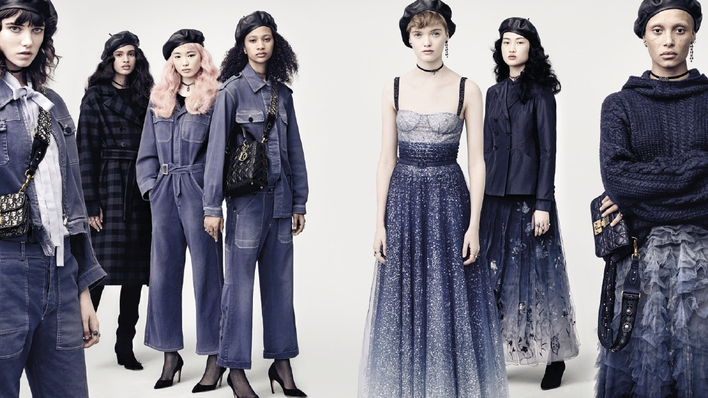 dior celebrate the power of modern womanhood in new campaign