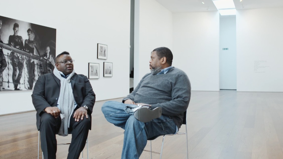 writer hilton als and filmmaker isaac julien discuss black gay desire