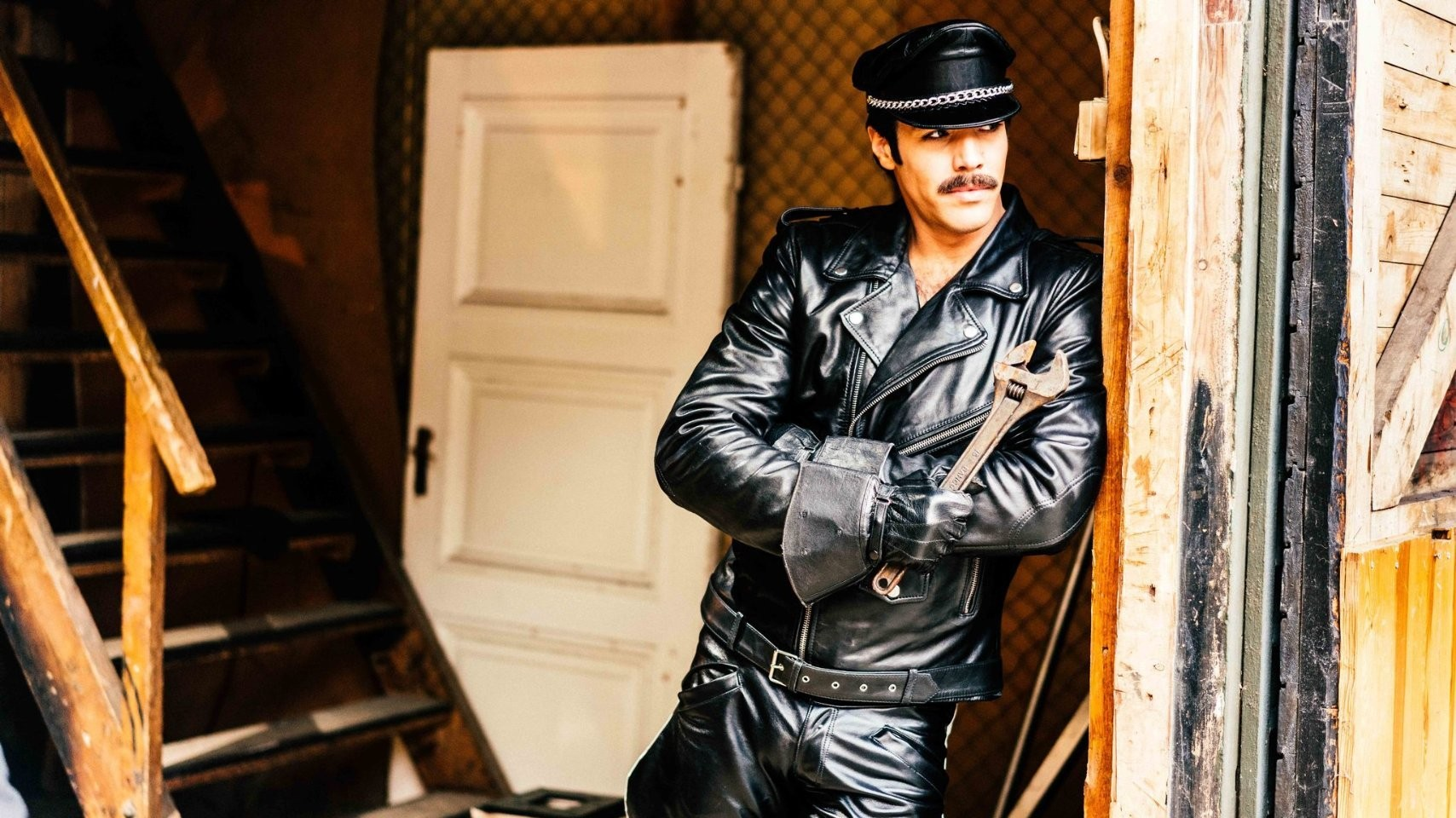 """he was like a gay james bond"" – tom of finland biopic director on his vision of a gay icon"