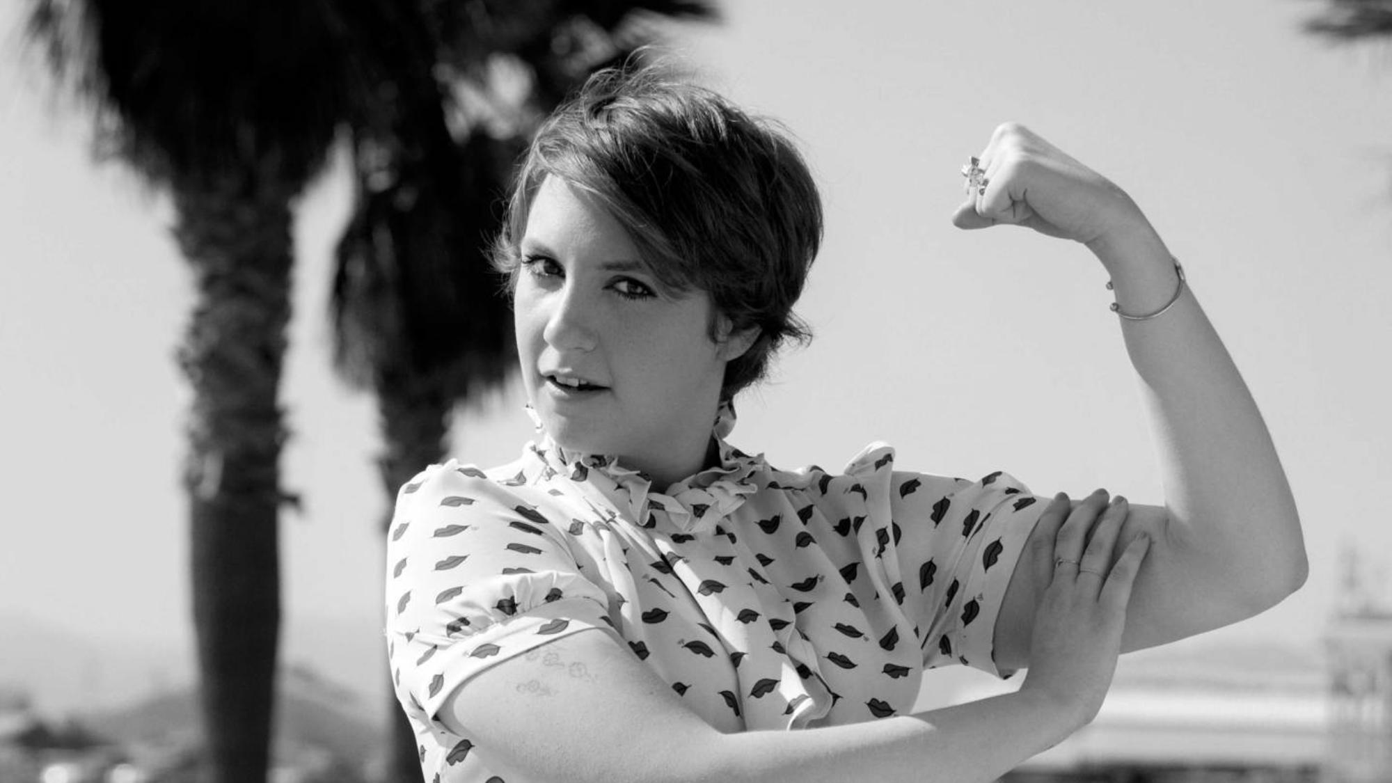 lena dunham is cleaning out her epic closet for planned parenthood