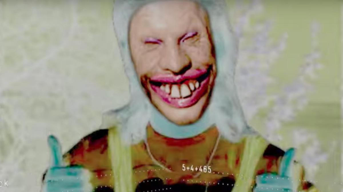 listen to aphex twin sample his son's vocals on korg funk 5