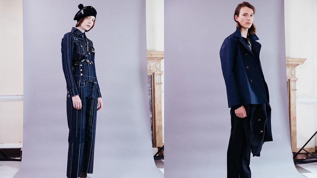 the british winners of woolmark prize have been announced