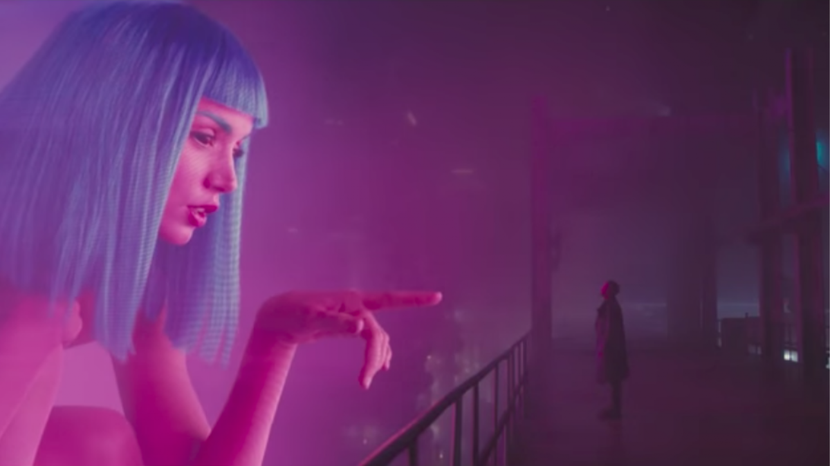 watch the stunning second trailer for 'blade runner 2049'