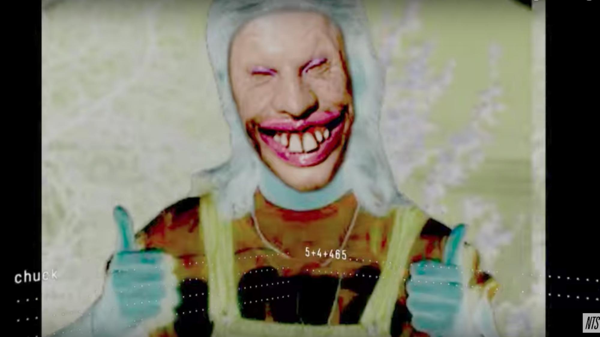 aphex twin's mysterious new website is finally here