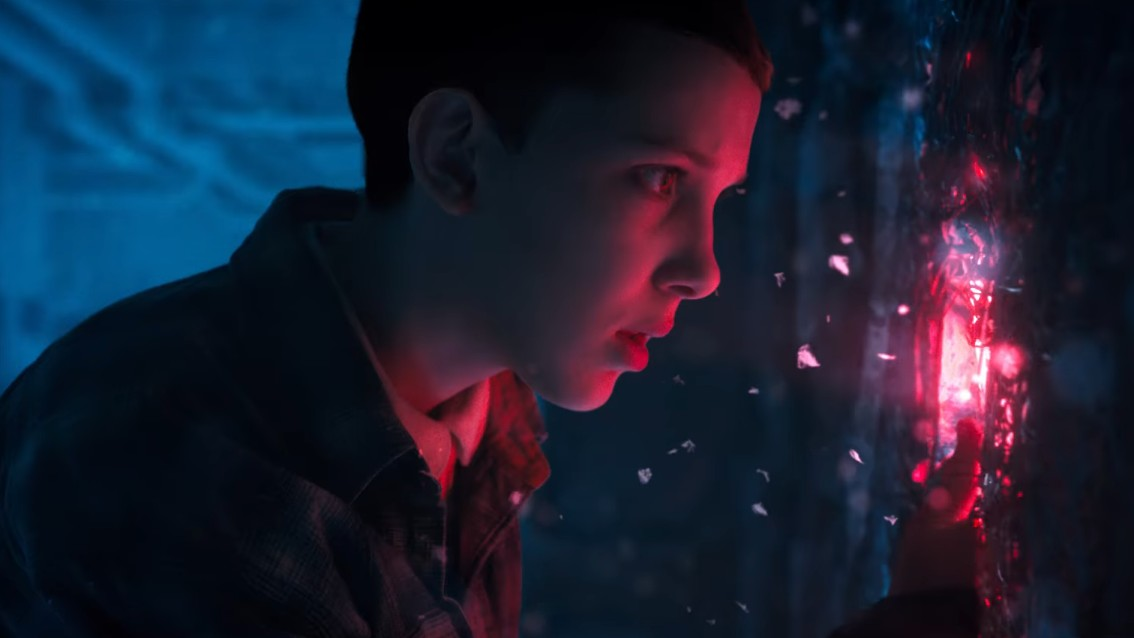 the 'stranger things' season 2 trailer is kind of amazing