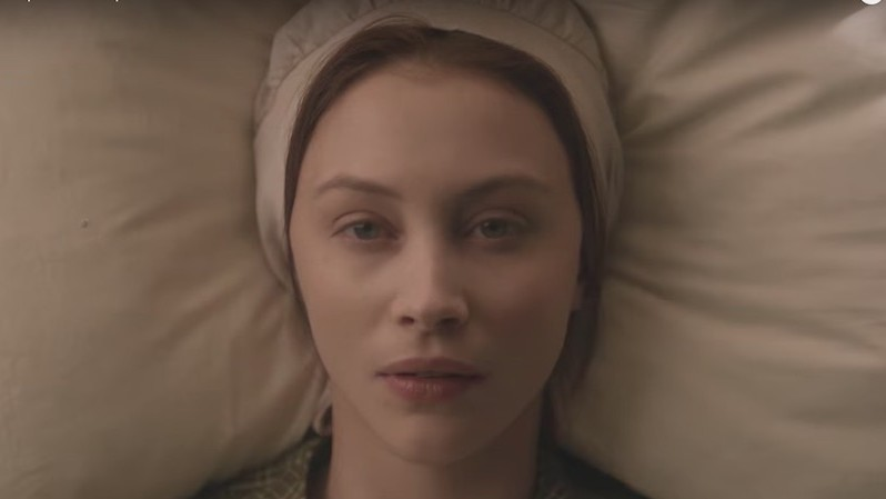 watch the trailer for margaret atwood's new netflix show, 'alias grace'