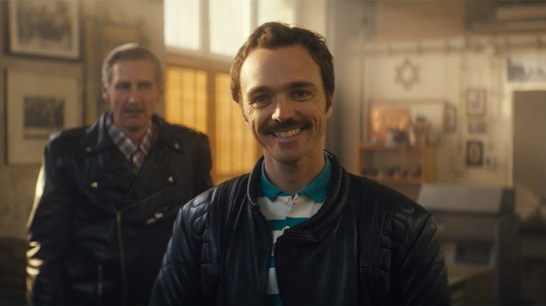 watch an exclusive new clip from the tom of finland biopic