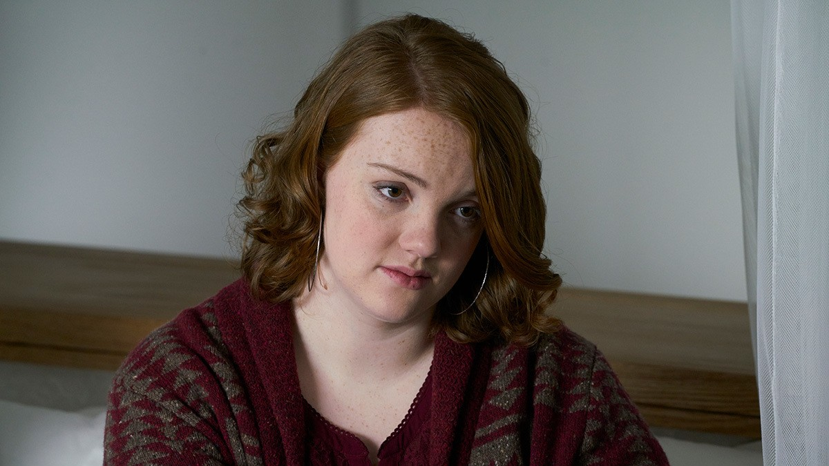 what barb did next: shannon purser on her new supernatural horror film