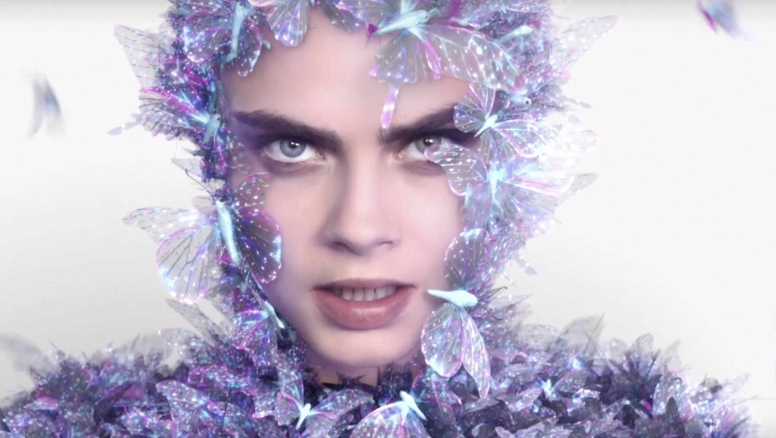 cara delevingne drops her first-ever music video