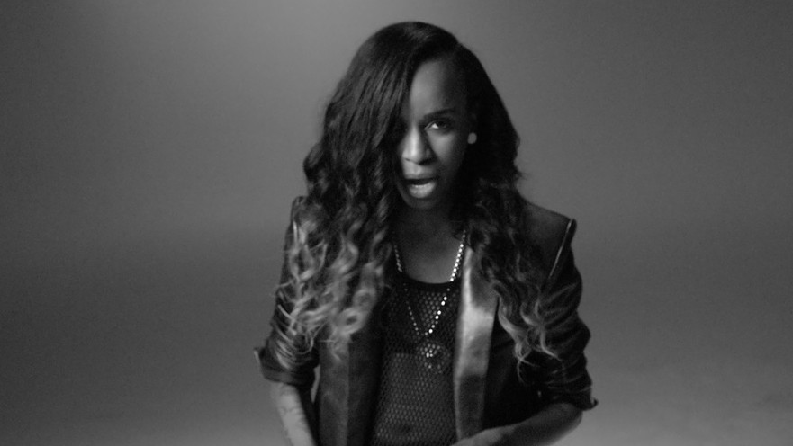 première : angel haze - a tribe called red