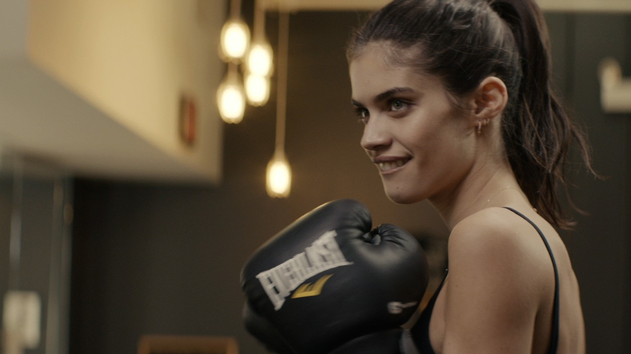 fitness tips with sara sampaio - core