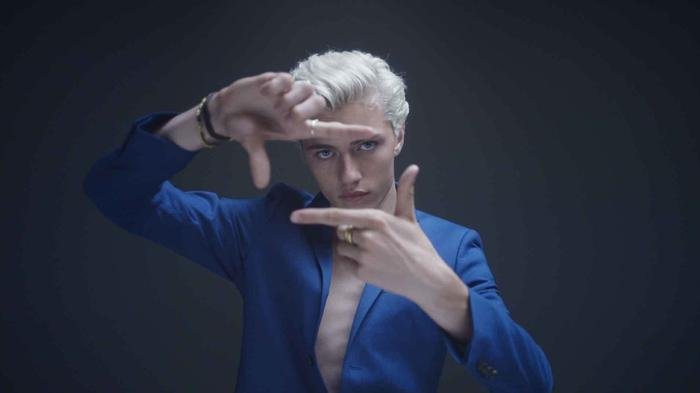 l'oreal men expert presents a-z of lucky blue smith