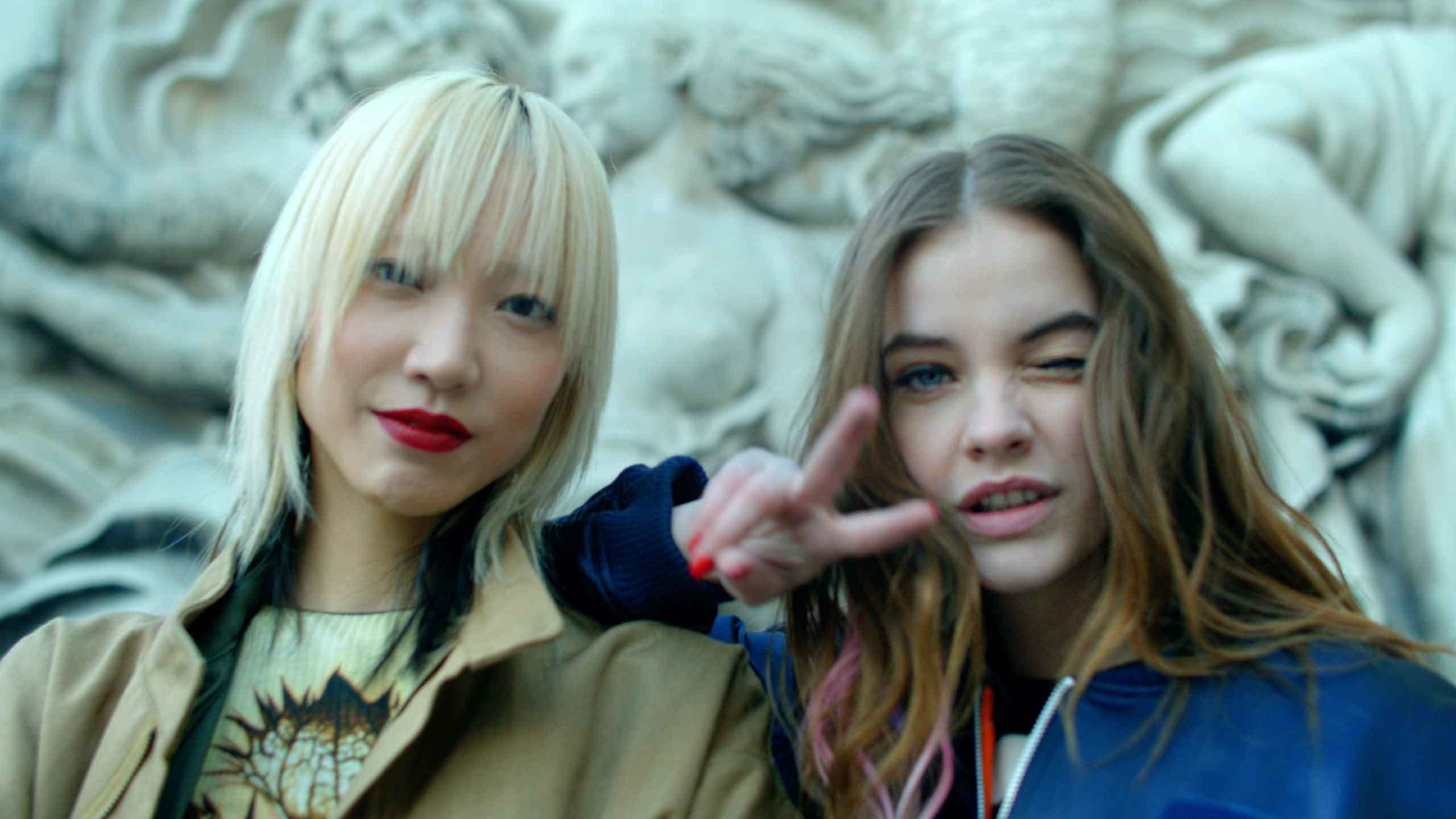 l'oréal paris presents soo joo & barbara in paris