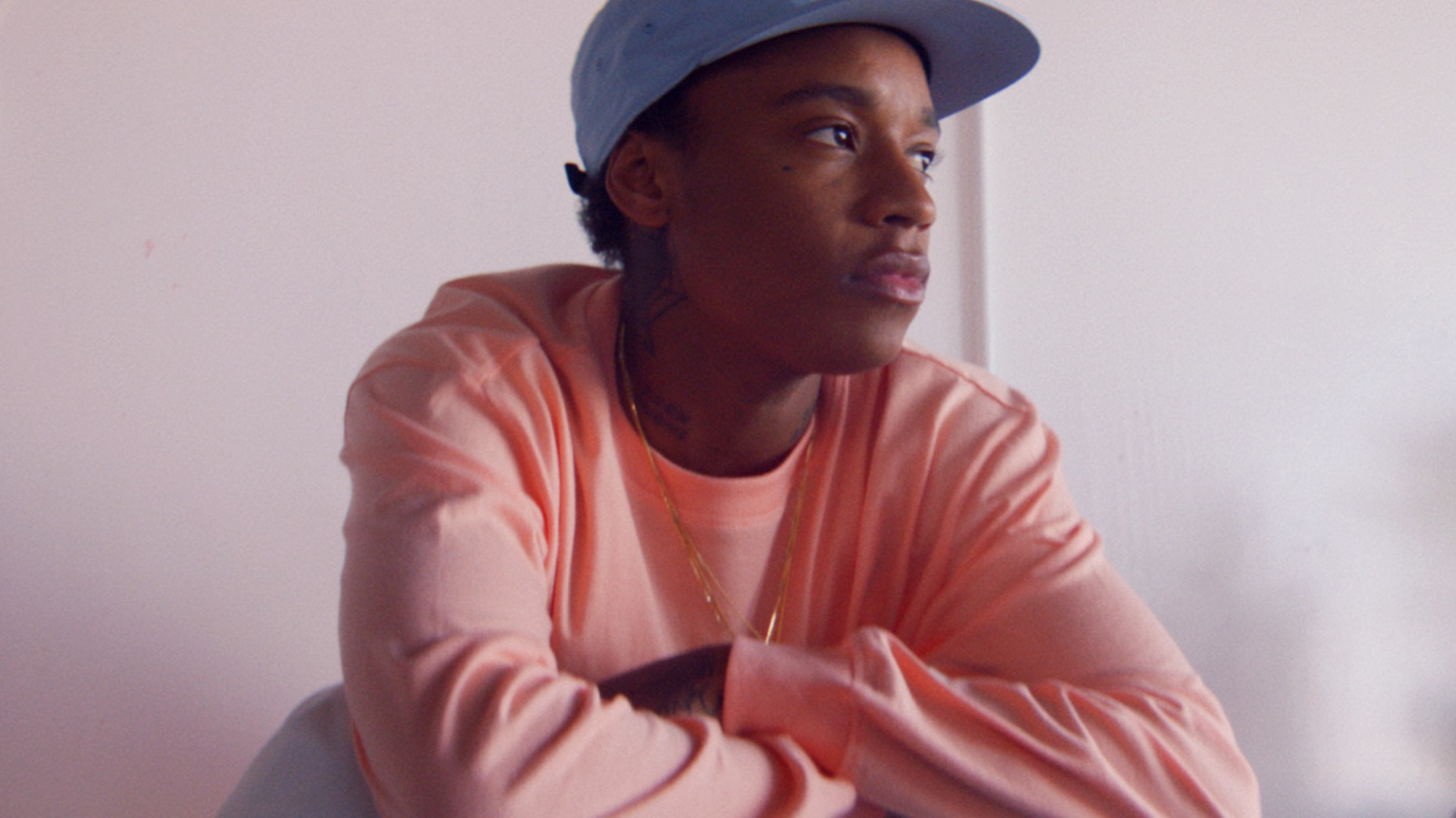 watch rejjie snow's new video for 'keep your head up' exclusively on i-D!