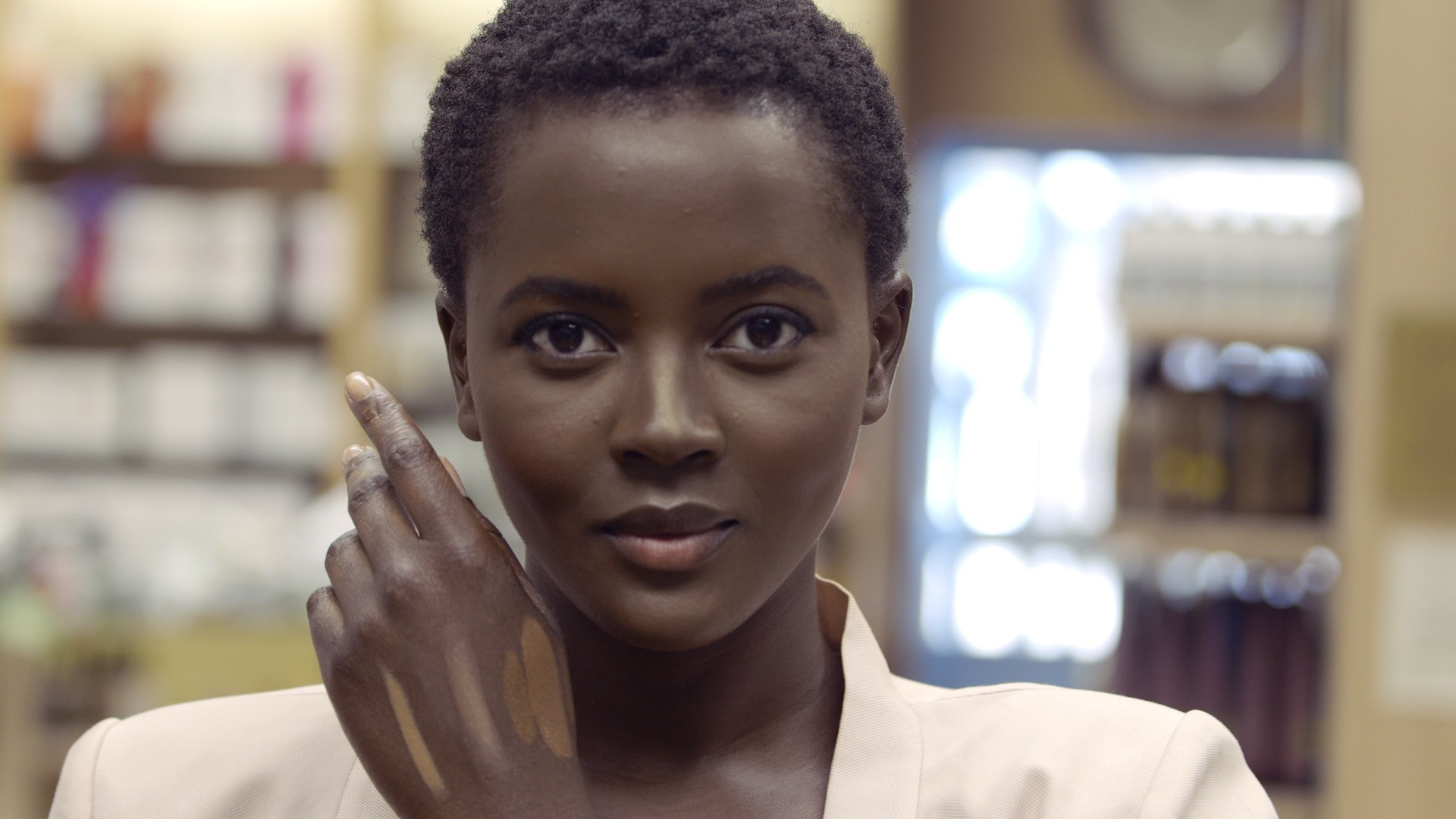 i-D meets special: philomena and iman on black beauty