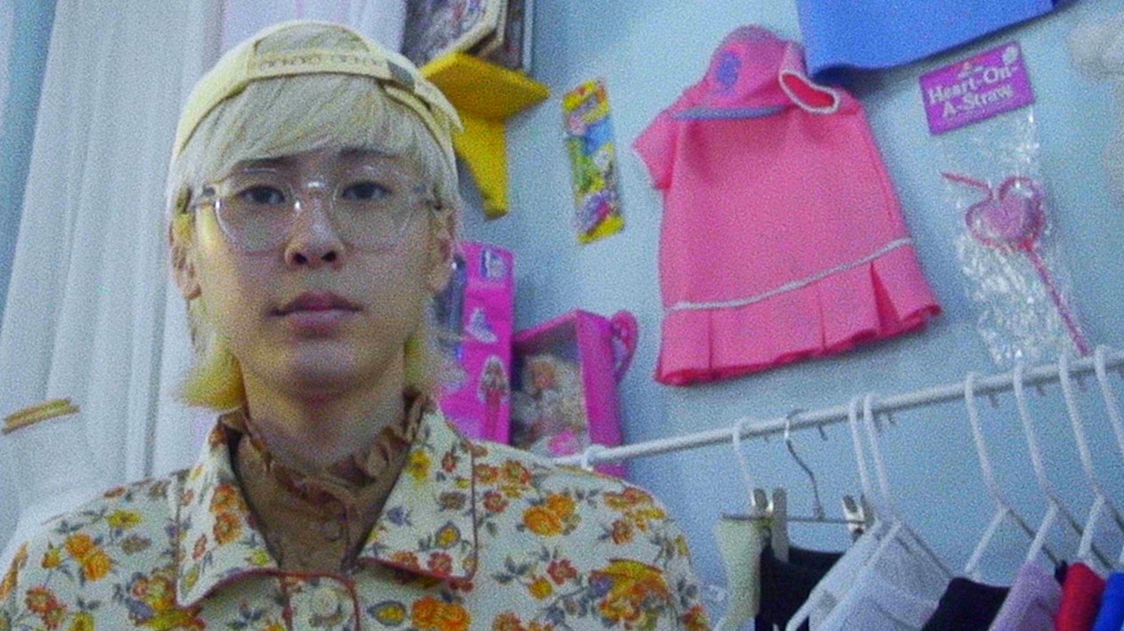 i-D meets: tokyo's genderless youth